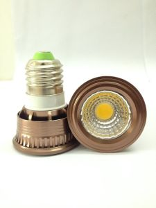 Fast Delivery E27 COB 3W LED Lamp pictures & photos