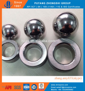 API11ax V11-250 Cobalt Alloy Finished Valve Ball and Seat Price pictures & photos