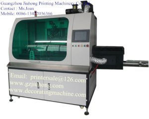 Glass Jar Printing Machine pictures & photos