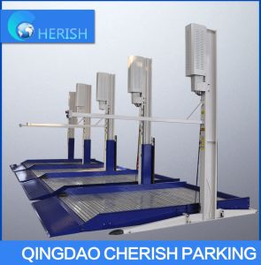 Easy Installation Two Post Auto Vehicle Car Parking Lift pictures & photos