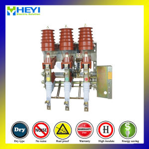 Indoor High Voltage Compressed-Air Load Switch with Fuse Device 31.5ka pictures & photos