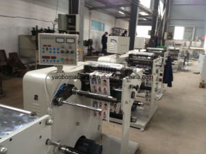 Ybq-320 Automatic Label Logo Slitting Machine pictures & photos