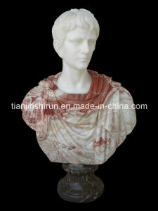 Marble Bust Sculpture (7907) pictures & photos