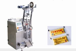 Three-Side Sealing Catsup Packing Machine (DXD-J80C) pictures & photos