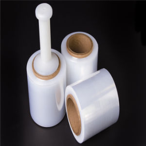 LLDPE Folia Stretch/ Stretch Film Wrapping Film Roll pictures & photos