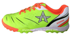 Children Soccer Football Boots Kids Sports Shoes (415-7623) pictures & photos
