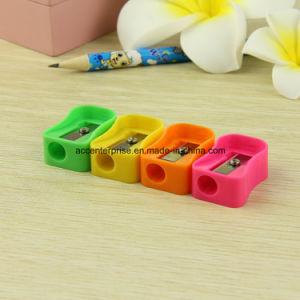 Different Color One Hole Sharpener pictures & photos