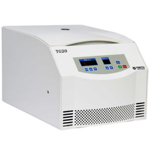 Table Top High Speed Centrifuge with CE pictures & photos