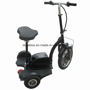 3 Wheels Disabled Scooter pictures & photos
