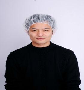 FDA Certified Disposable Medical Non Woven Bouffant Cap pictures & photos
