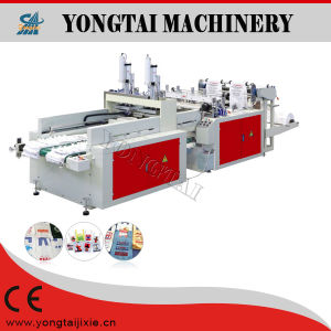 Plastic Automatic Shopping Bag Making Machine pictures & photos
