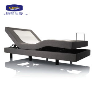 2016 Hot Sale Electric Adjustable Bed with Massage Function pictures & photos