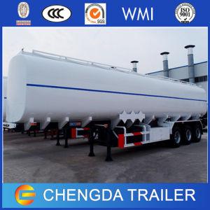 Heavy Duty 40000L Oil Tank Semi Trailer for Sale pictures & photos