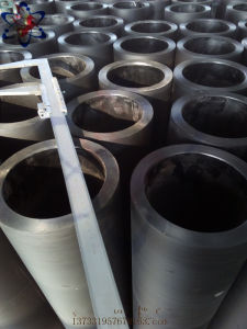Black Color Strict Size Od 127mm Nylon Tube Conveyor Roller Usage pictures & photos