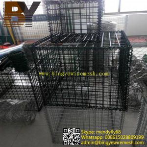 Gabion Box /Stone Cage Nets/ Galvanized Welded Gabion Basket pictures & photos
