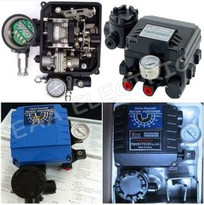 Quality Yt1000r Rotary Electro Pneumatic Valve Actuator pictures & photos