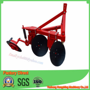 Farm Disc Plow Yto Tractor Hanging Agricultural Plough pictures & photos
