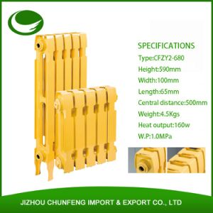 Home Water Radiator Tzy2-680