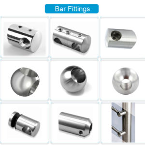 Wholesale Stainless Steel Handrail Flange Round Flange Mounting Round Base pictures & photos