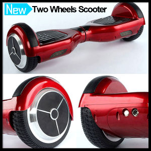 Red Two Wheels Self Balance Smart Drifting Scooter pictures & photos