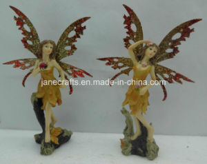 Polyresin Fairy Sculpture Polyresin Gift pictures & photos