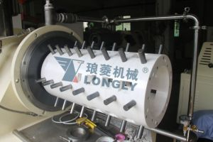 NT-V30L Pin Type Horizontal Sand Mill pictures & photos