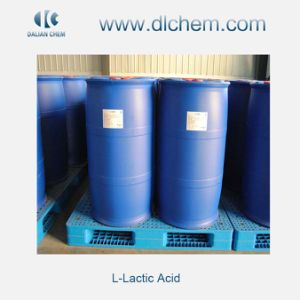 L-Lactic Acid 80% of Great Quality Food Additive Manufacturer pictures & photos