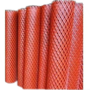 Red Color Expanded Wire Mesh with Factory Price pictures & photos