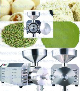 Small Wheat Chili Coffee Cocoa Corn Mill Grinder for Sale pictures & photos