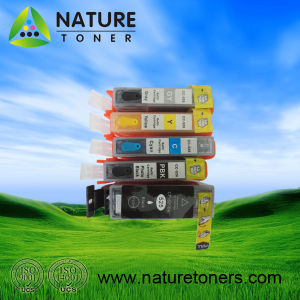 Compatible Ink Cartridge Pgi-225bk, Cli-226bk/C/M/Y/Gy for Canon Printer pictures & photos