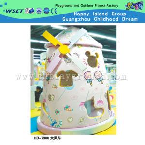 Indoor Naughty Castle of Big Pinwheel for Kids (HD-7908) pictures & photos