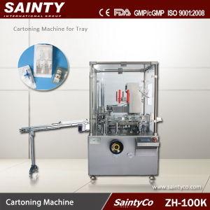 ZH-100K Cartoning Machine for Tray