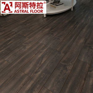 Hotsale Production (Great U-Groove) 12mm Crystal Diamond Surface Laminate Flooring (AB2083) pictures & photos