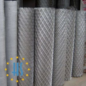 Low Carbon Galvanized Expanded Metal Mesh Fencing pictures & photos