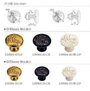 Classic Style Forged Brass Cabinet Door Pull and Knob pictures & photos