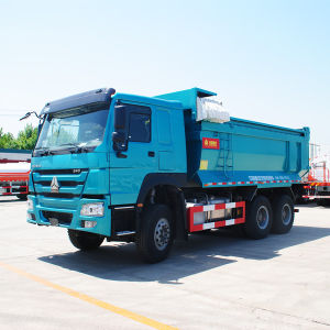 U-Type Cargo HOWO 6X4 336HP Dump Truck pictures & photos
