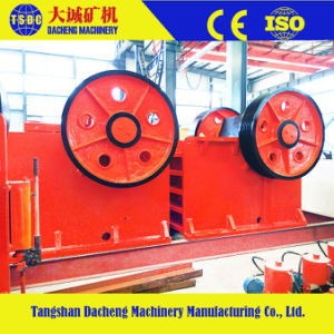High Quality Stone Crusher Rock Jaw Crusher pictures & photos