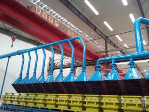 Semi-Automatic Lost Foam Casting Line/ Environmental Friendly Casting Equipmentj pictures & photos