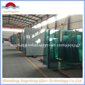 Insulating Glass Low E Glass Curtain Wall for Commercial Building pictures & photos
