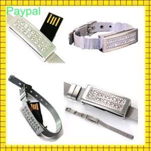 Jewelry Gift USB Bracelet - Jewelry USB Flash Drive (GC-790) pictures & photos