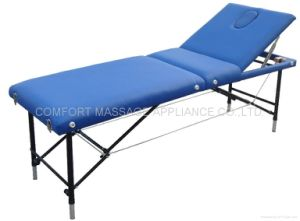 portable aluminium massage table with light weight pictures & photos