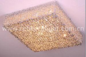 Square Aluminum Wire Ceiling Light pictures & photos