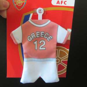 Fabric Freshener, Soccer Jersey Air Freshener pictures & photos