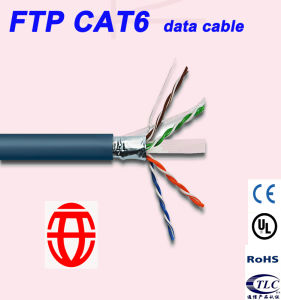 FTP CAT6 Network Cable with UL Certification From China pictures & photos