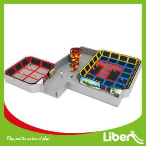 Liben Adults Indoor Large Trampoline for Sale pictures & photos