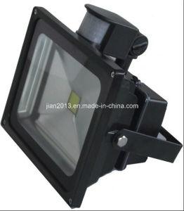 50W IP65 PIR Motion Sensor IR Controller LED Floodlight pictures & photos