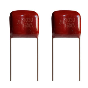 China High Voltage Film Capacitor (Cbb81) pictures & photos