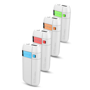 Mini Mobile Battery Charger with Flashlight pictures & photos