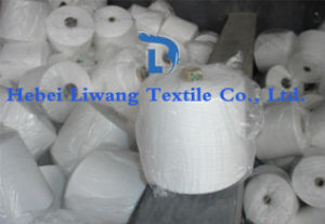 100% Polyester Spun Yarn Pure Virgin of 38s