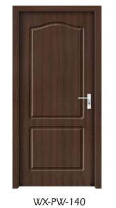Expert Supplier PVC Door (WX-PW-140) pictures & photos